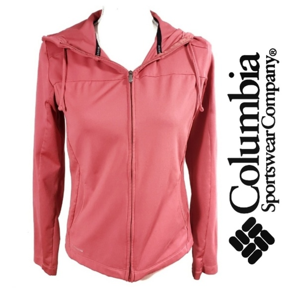 BOGO Columbia Titanium Hooded Athletic Jacket